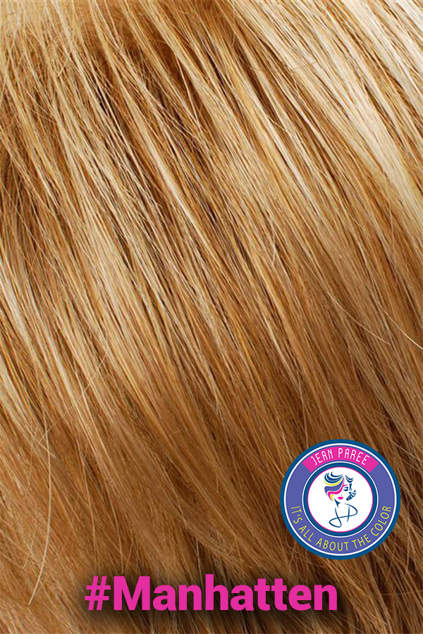 The Manhatten hair color. Jean Paree Wigs