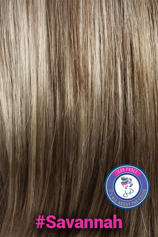 Savannah Hair Color